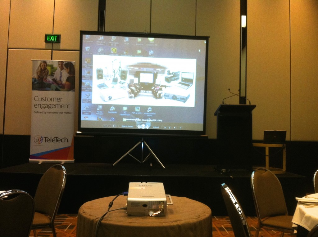 Video Projection Screen Hire Equipment Melbourne | Projector Hire Melbourne